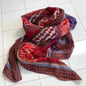 Accessories - Gorgeous Multicolored Scarf